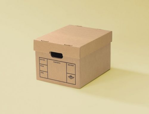 FILE STORAGE BOXES 15 PACK
