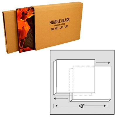 """PICTURE BOXES 5 SETS OF 30"""" X 40"""""""