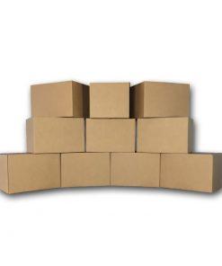 10 MEDIUM MOVING BOXES