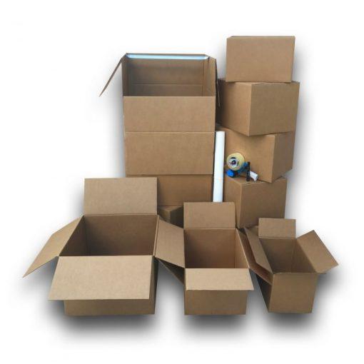 WARDROBE MOVING BOXES KIT #1