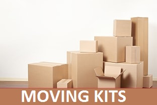 Buy online moving boxes kits supplies