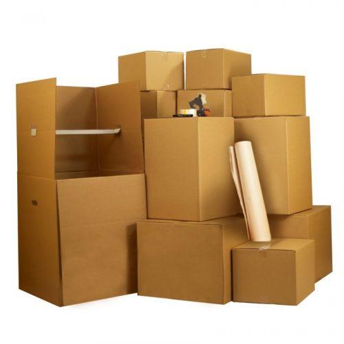 WARDROBE MOVING BOXES KIT